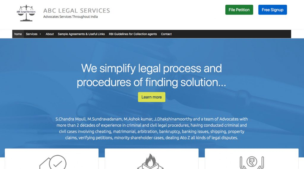 ABC Legal Services
